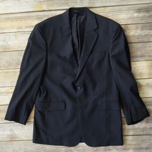Jos A. Bank pinstripe jacket